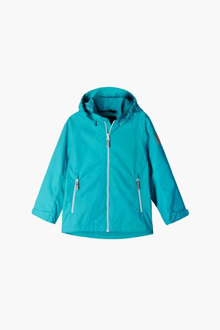 Reima Soutu veste imperméable enfants Couleur Turquoise 1