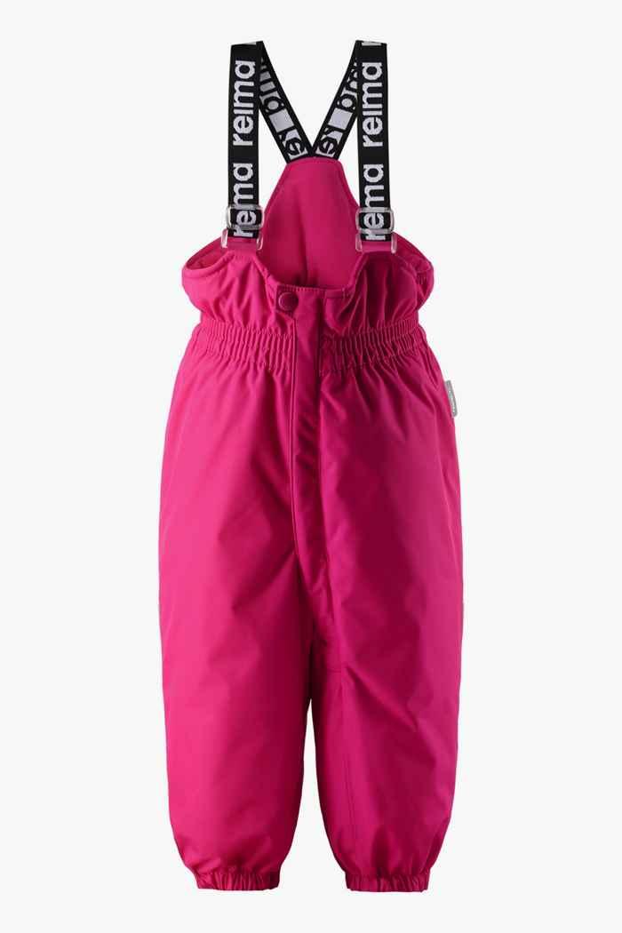 Reima Stockholm Kleinkind Skihose Farbe Pink 1