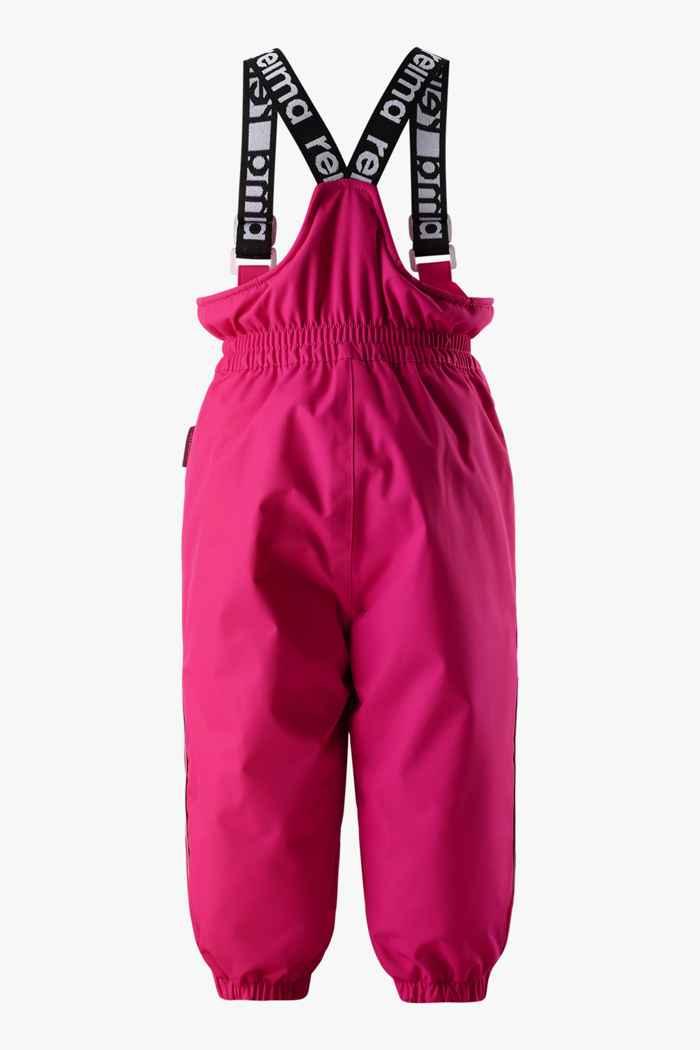 Reima Stockholm Kleinkind Skihose Farbe Pink 2