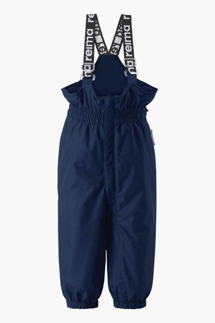Reima Stockholm pantalon de ski jeune enfant Couleur Bleu navy 1