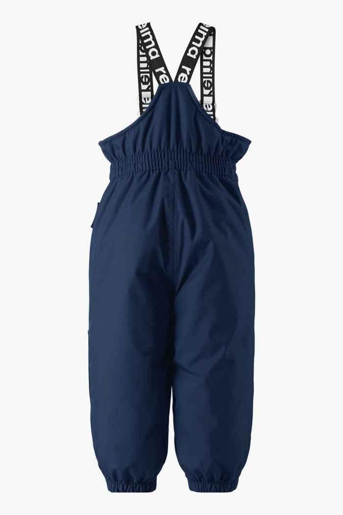 Reima Stockholm pantalon de ski jeune enfant Couleur Bleu navy 2