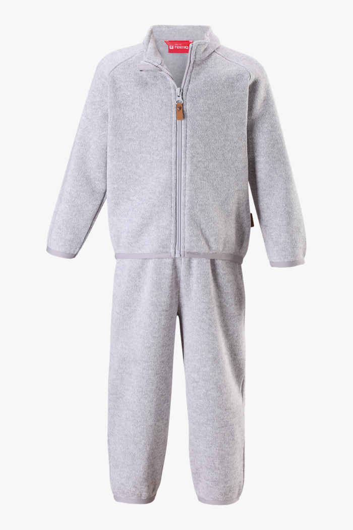 Reima Tahto giacca in pile + pantaloni bimbo 1