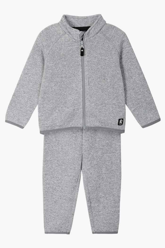 Reima Tahto veste en polaire + pantalon jeune enfant 1