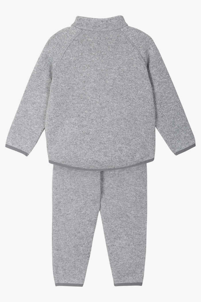 Reima Tahto veste en polaire + pantalon jeune enfant 2