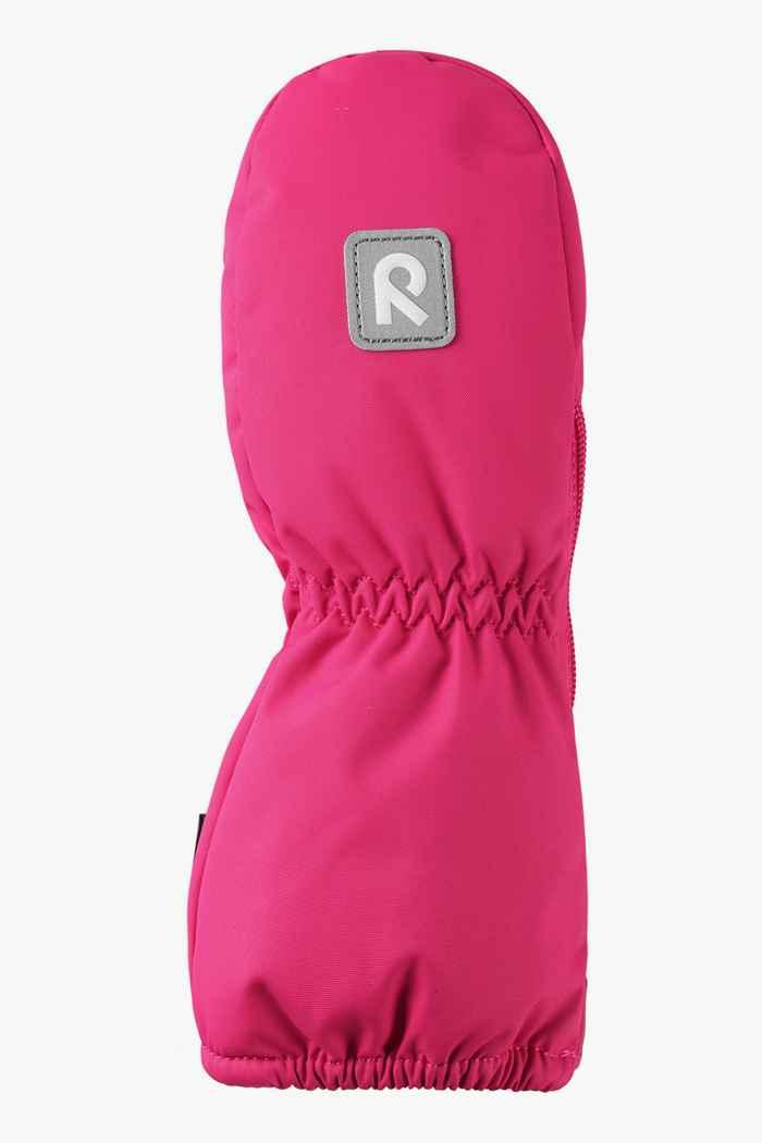 Reima Tassu guanti a manopola bimbo Colore Rosa intenso 1