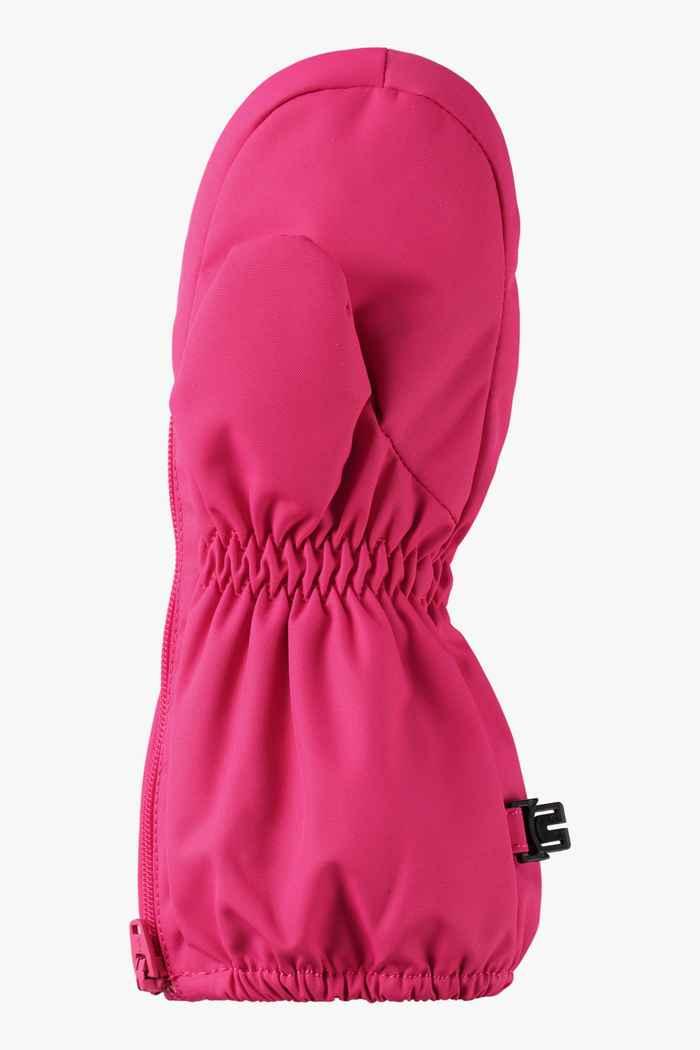 Reima Tassu guanti a manopola bimbo Colore Rosa intenso 2