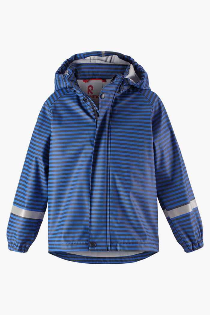 Reima Vesi Mini giacca impermeabile bambini Colore Blu navy 1