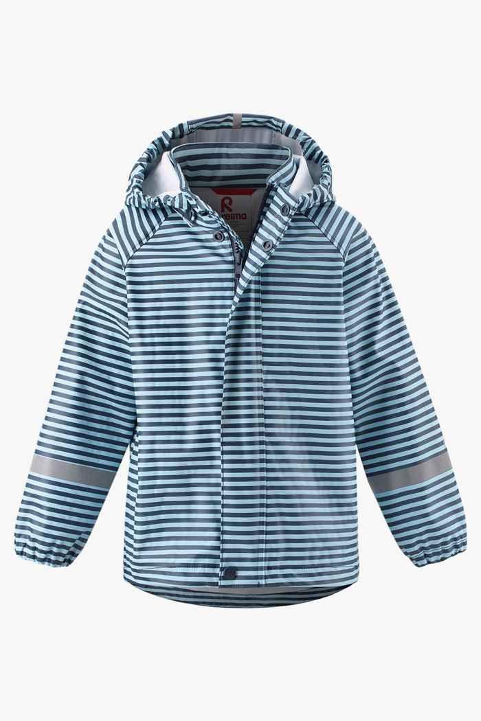 Reima Vesi Mini Kinder Regenjacke Farbe Blau 1