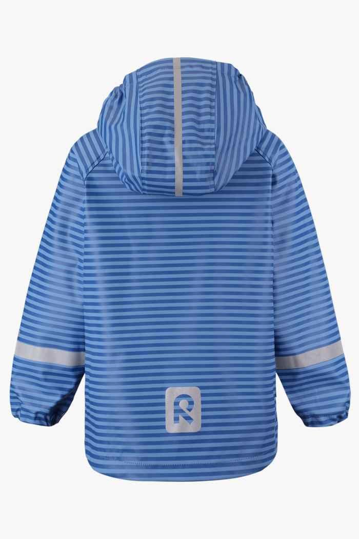 Reima Vesi Mini Kinder Regenjacke Farbe Blau 2