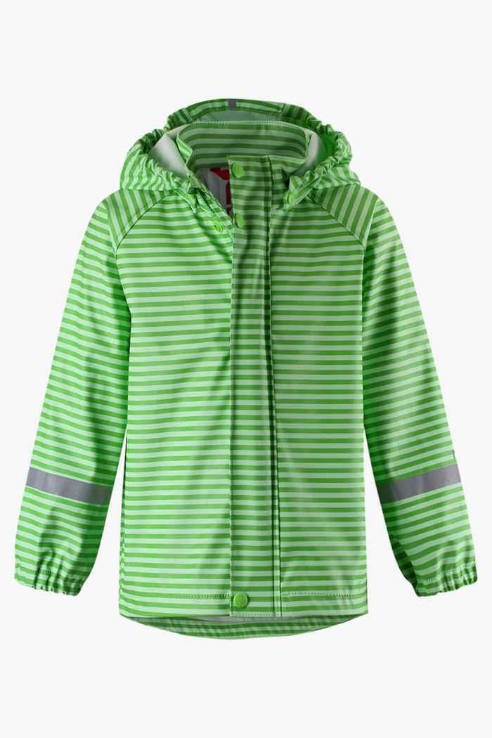 Reima Vesi Mini Kinder Regenjacke Farbe Grün 1
