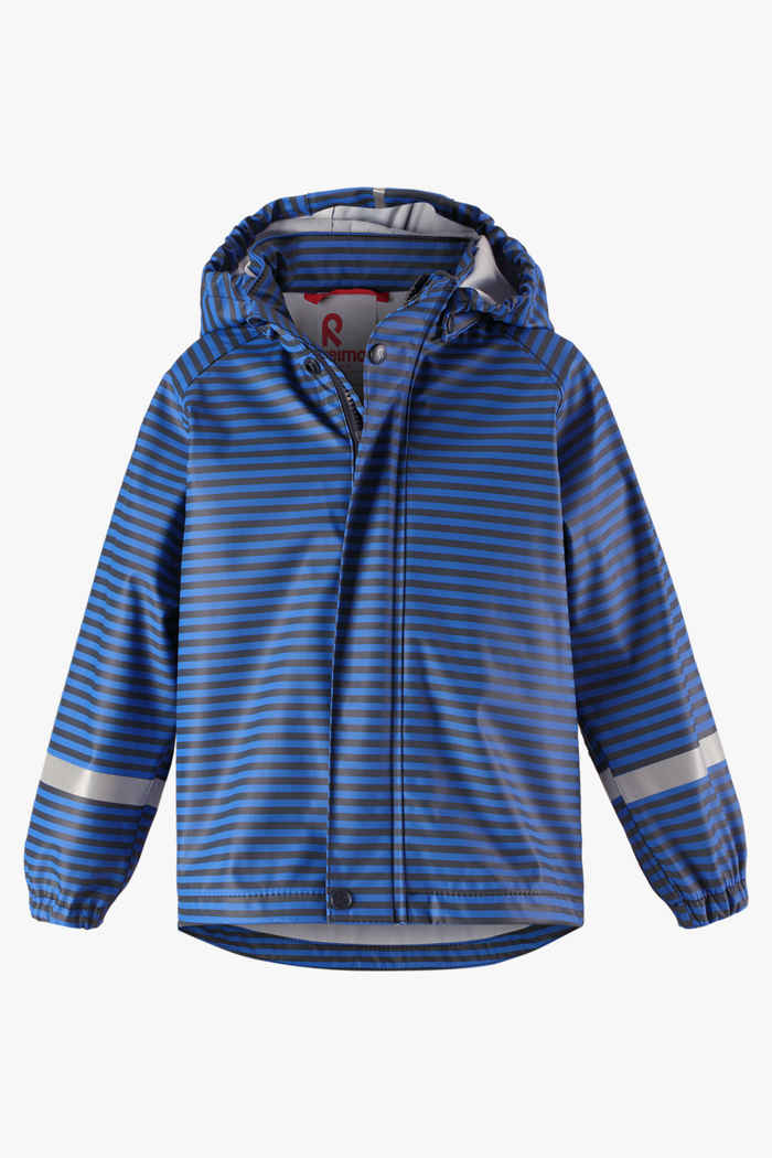 Reima Vesi Mini Kinder Regenjacke Farbe Navyblau 1