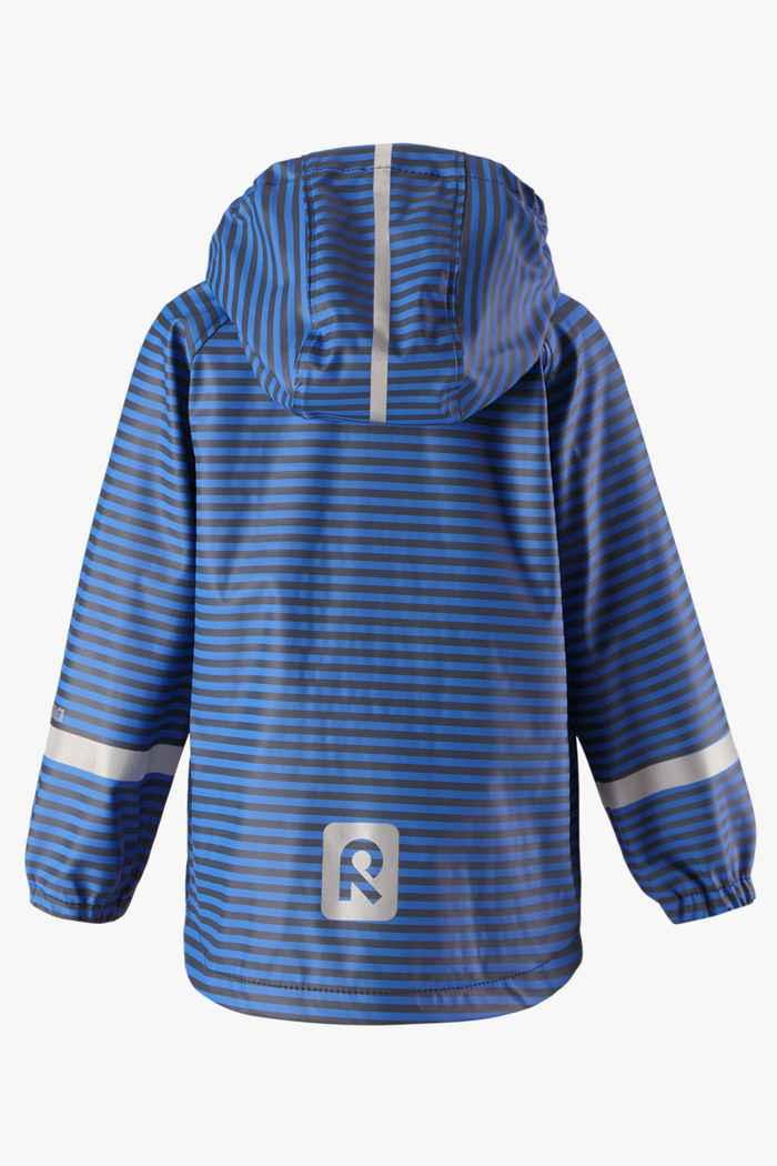 Reima Vesi Mini Kinder Regenjacke Farbe Navyblau 2