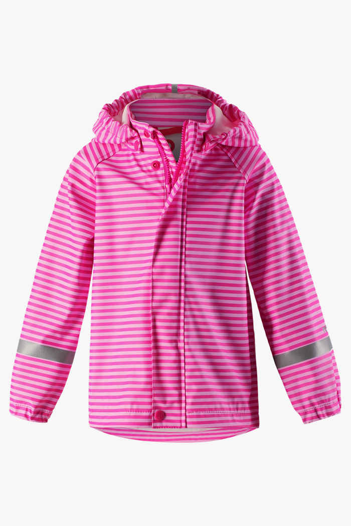Reima Vesi Mini Mädchen Regenjacke Farbe Pink 1