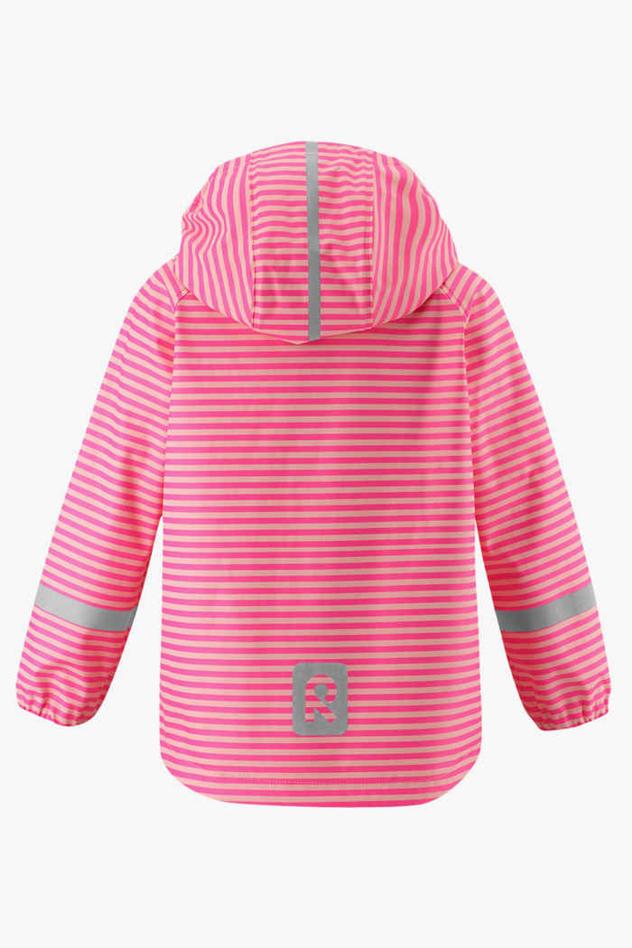 Reima Vesi Mini Mädchen Regenjacke Farbe Pink 2