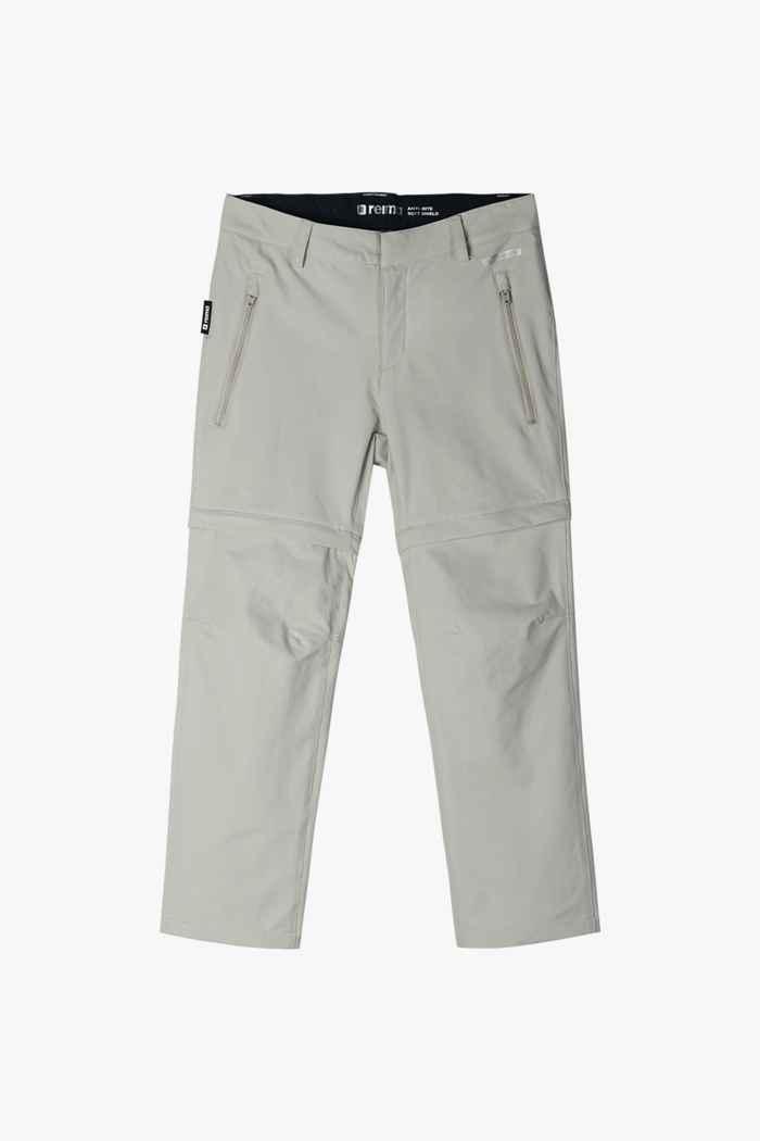 Reima Virrat Anit-Bite Zip-Off pantalon de randonnée enfants 1