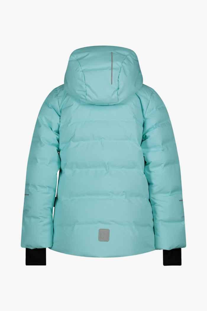 Reima Waken Mädchen Daunenjacke Farbe Hellblau 2