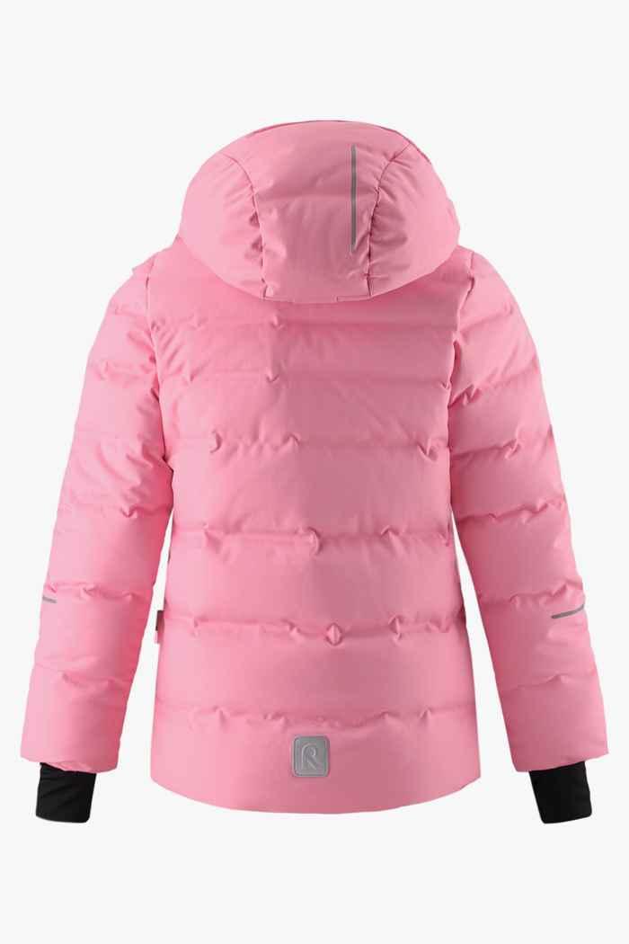 Reima Waken Mädchen Daunenjacke Farbe Rosa 2