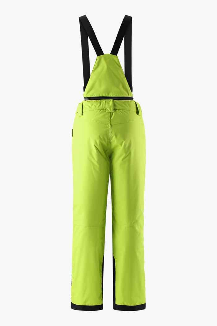 Reima Wingon Kinder Skihose Farbe Grün 2
