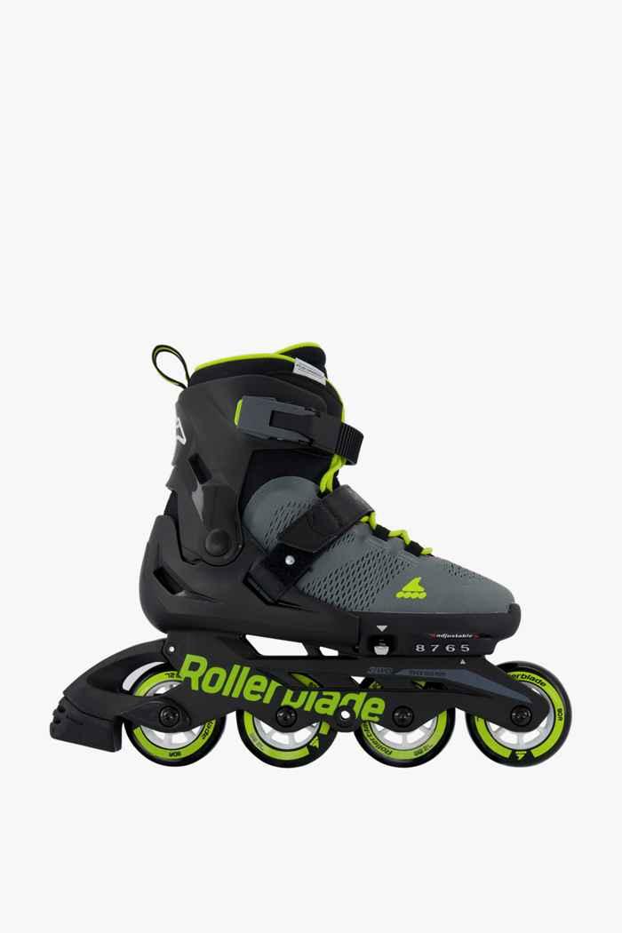 Rollerblade Maxx inlineskates garçons Couleur Gris 1