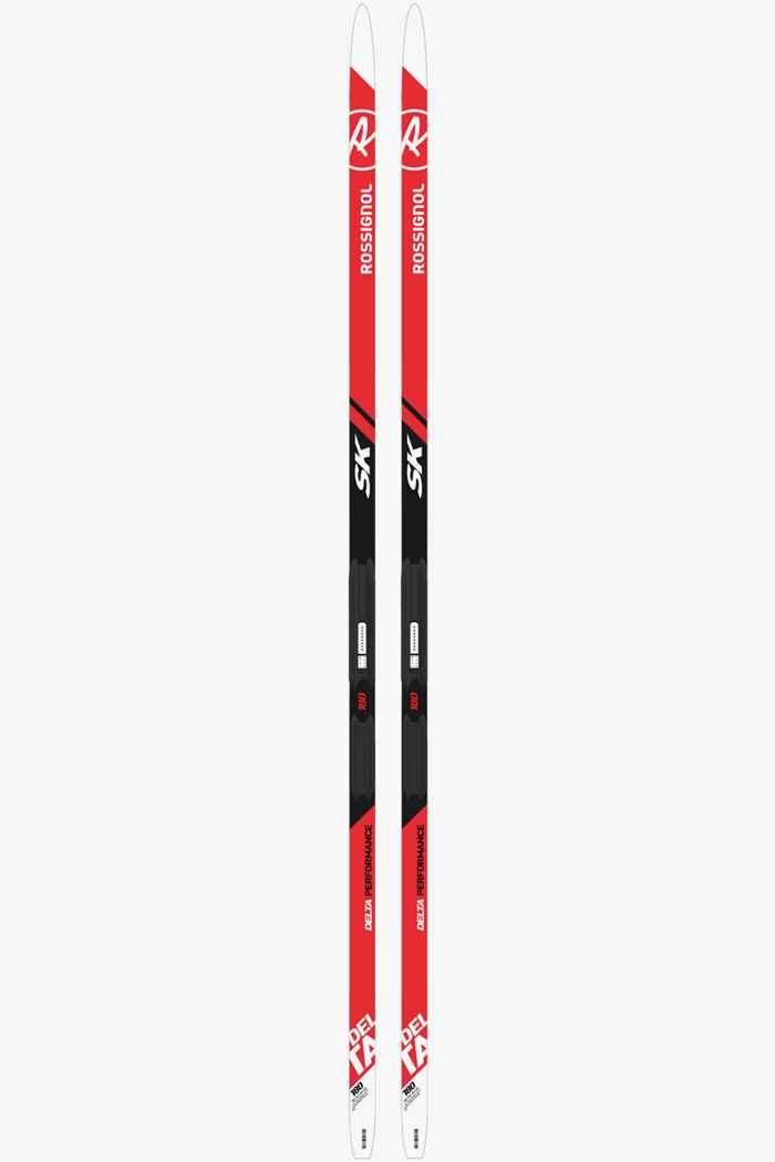 Rossignol Delte Performance Skating ski de fond set 20/21 1