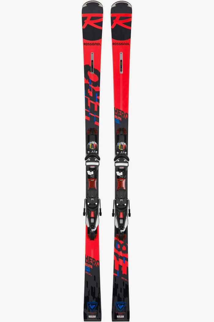 Rossignol Hero Elite LT-TI ski set 20/21 1