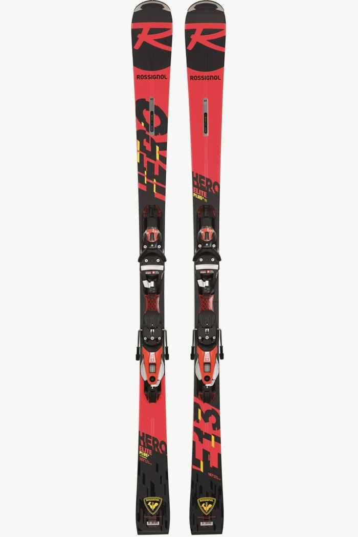 Rossignol Hero Elite Plus TI Ski Set 21/22 1