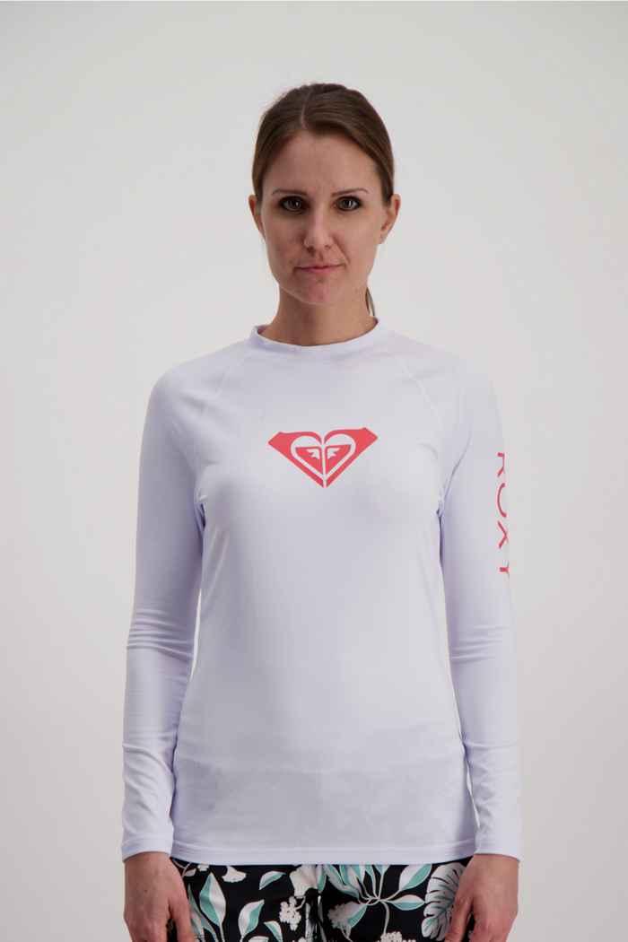 Roxy Poolday Roxy Heart 50+ Damen Lycra Shirt 1
