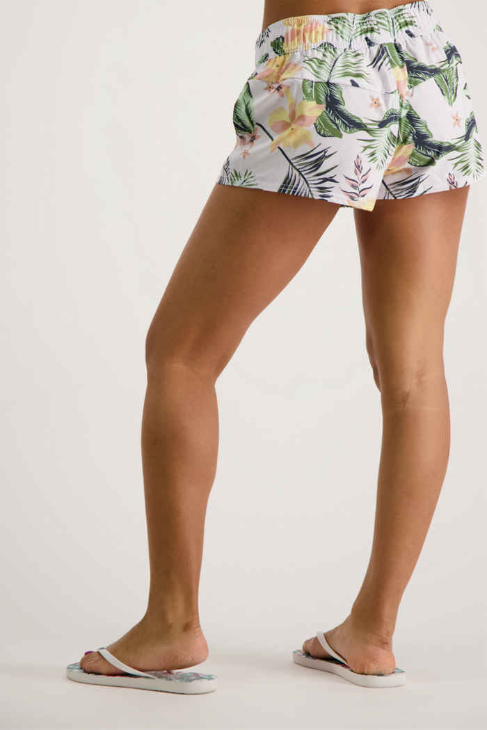 Roxy Praslin 2 Inch maillot de bain femmes Couleur Blanc 2