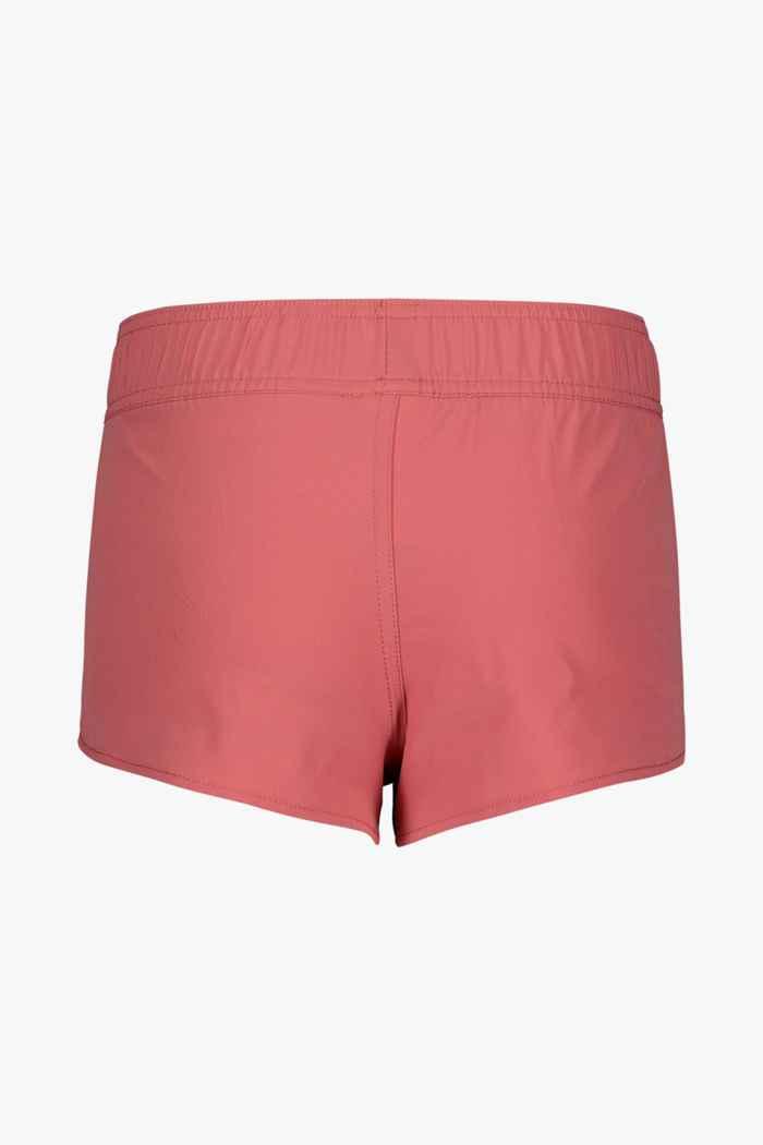 Roxy Wave 2 Inch maillot de bain filles Couleur Rose 2