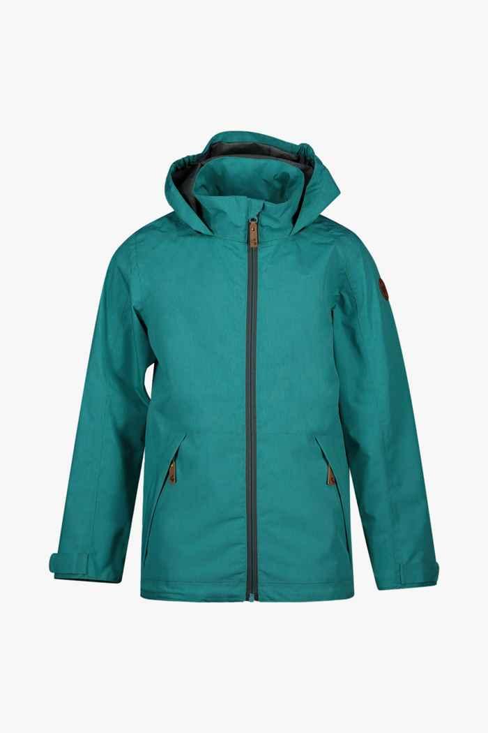 Rukka Gismo giacca impermeabile bambini Colore Turchese 1