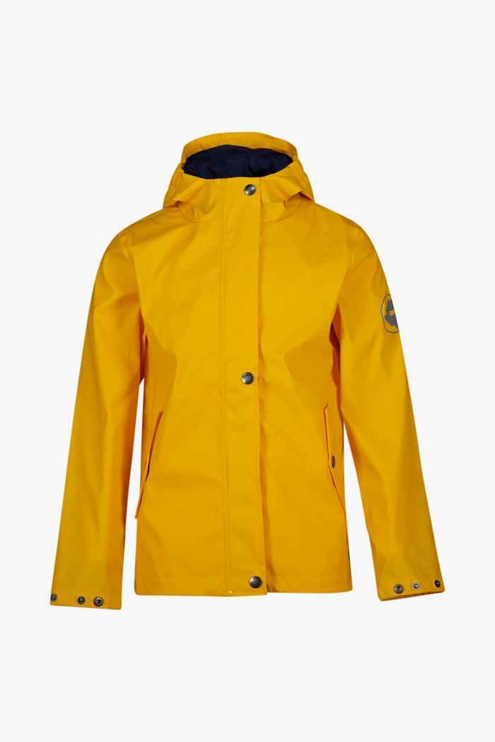 Rukka June Kinder Regenjacke Farbe Gelb 1