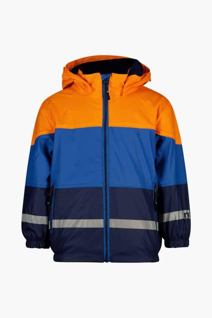 Rukka Mogli giacca impermeabile bambini Colore Blu 1