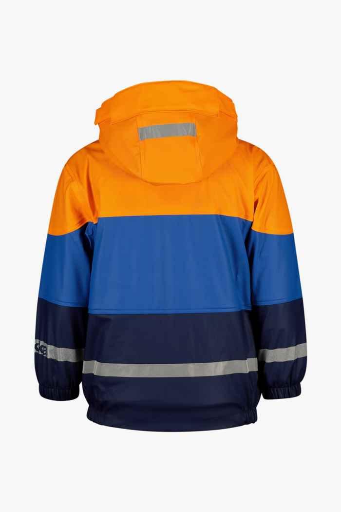 Rukka Mogli giacca impermeabile bambini Colore Blu 2
