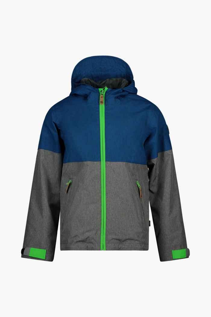 Rukka Puki giacca impermeabile bambini Colore Blu-grigio 1