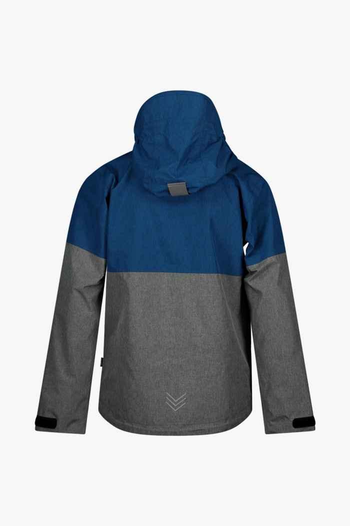 Rukka Puki giacca impermeabile bambini Colore Blu-grigio 2