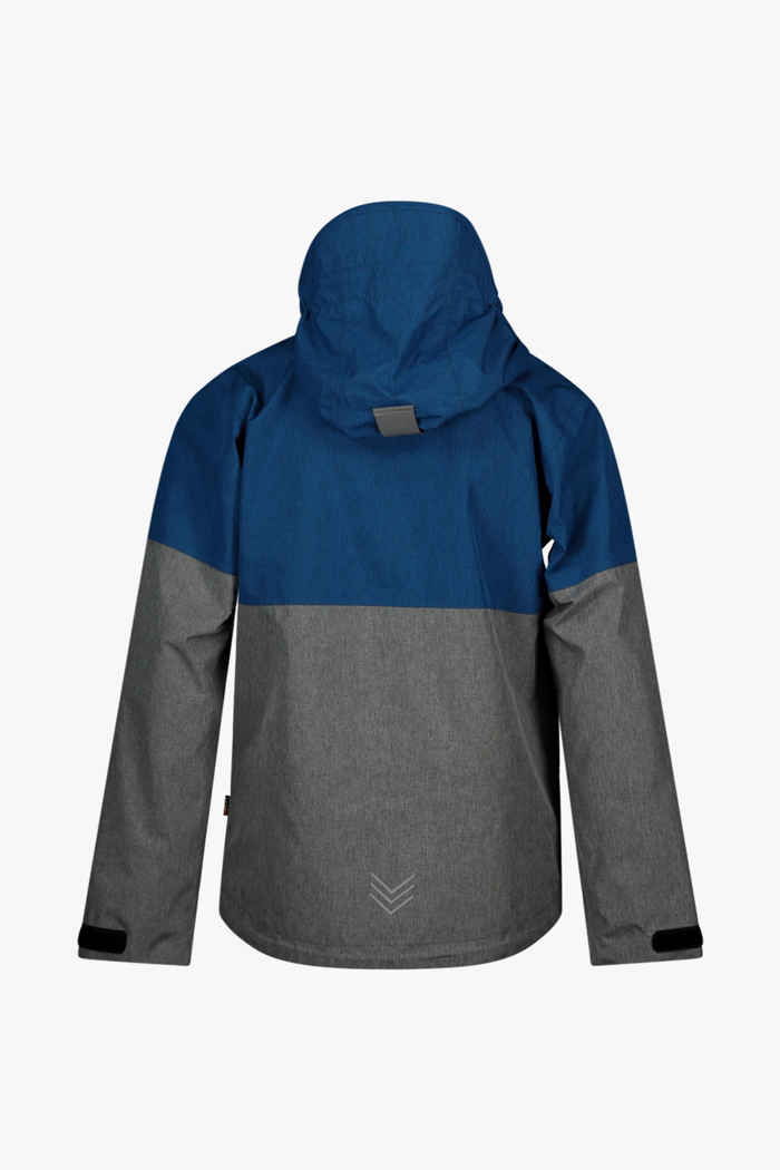 Rukka Puki veste imperméable enfants Couleur Bleu/gris 2