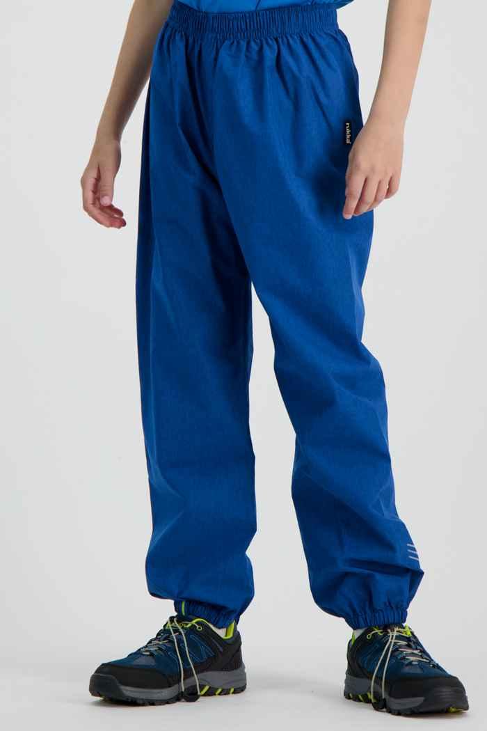 Rukka Saba pantaloni antipioggia bambini Colore Blu 2