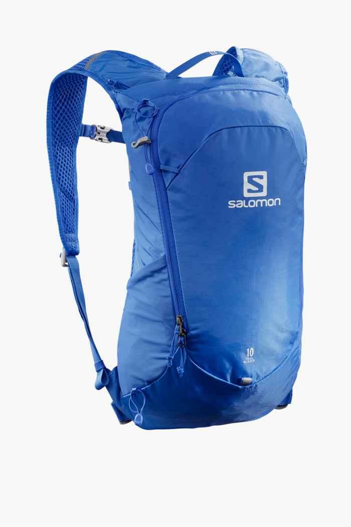 Salomon LC10 Trailblazer 10 L Laufrucksack Farbe Blau 1