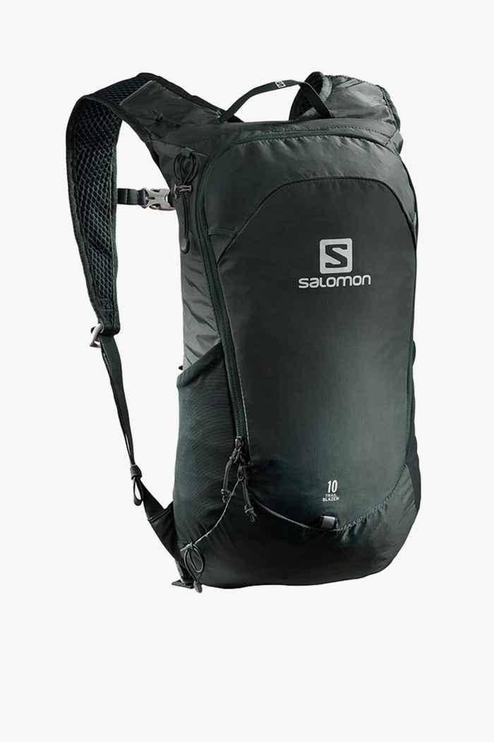 Salomon LC10 Trailblazer 10 L Laufrucksack Farbe Olive 1
