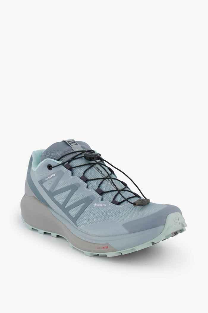 Salomon Sense Ride 4 Invisible Gore-Tex® chaussures de trekking femmes 1