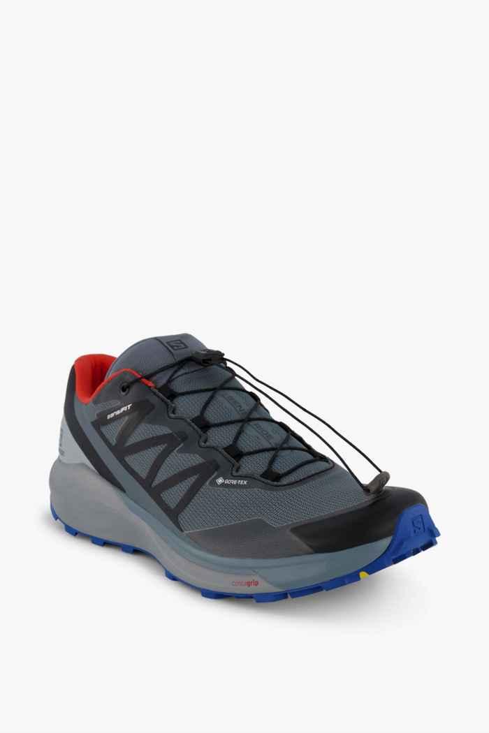 Salomon Sense Ride 4 Invisible Gore-Tex® scarpe da trekking uomo 1