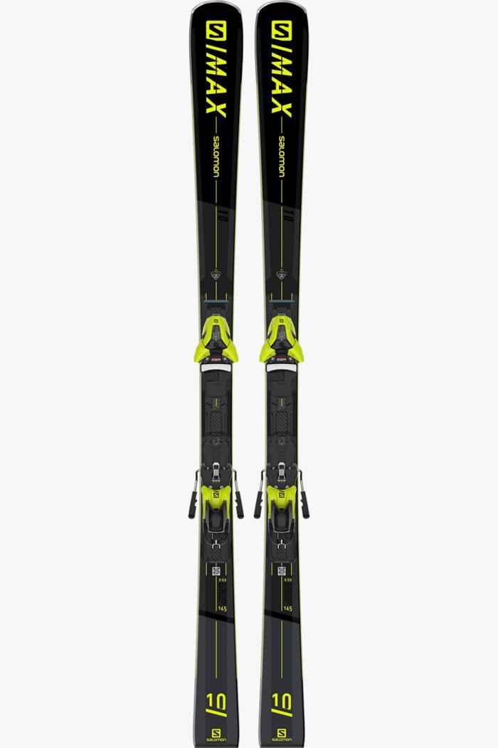 Salomon S/MAX 10 Ski Set 20/21 1