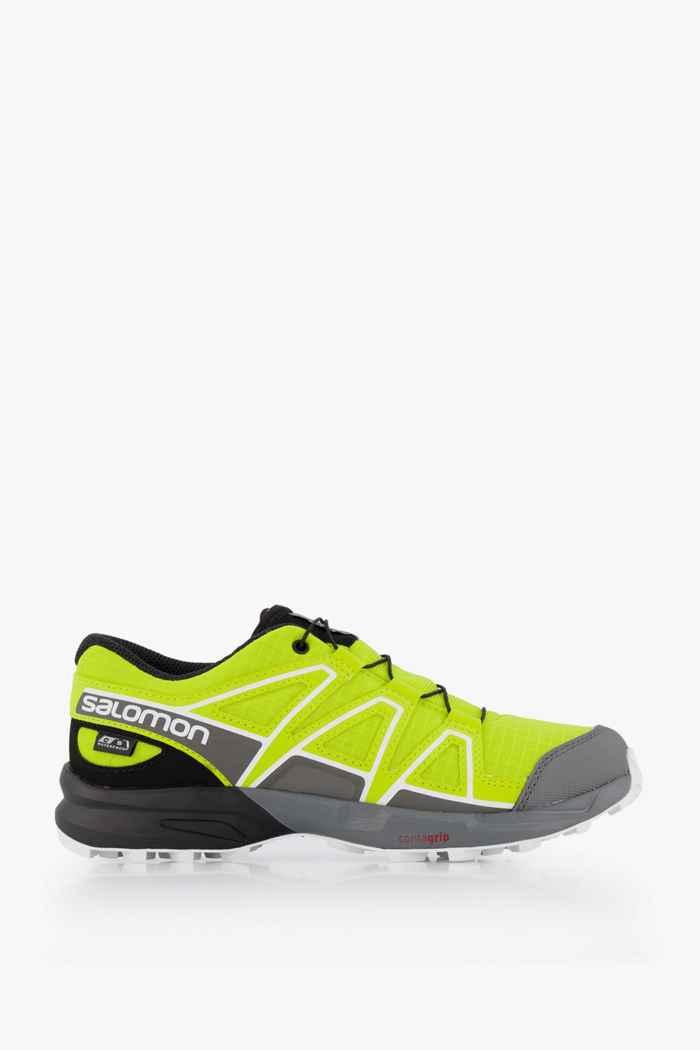 Salomon Speedcross CSWP chaussures de trailrunning enfants Couleur Jaune 2