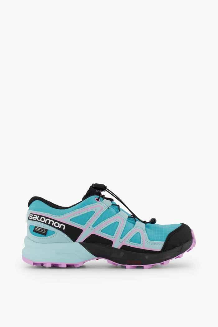 Salomon Speedcross CSWP Mädchen Trailrunningschuh Farbe Blau 2
