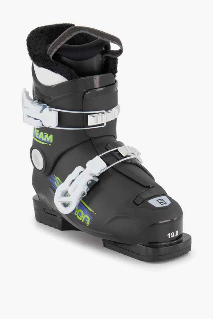Salomon Team T2 scarponi da sci bambini 1