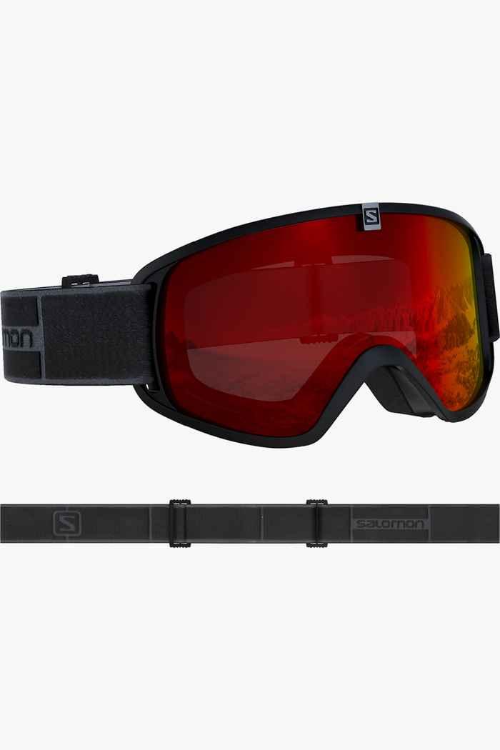 Salomon Trigger lunettes de ski enfants Couleur Noir 1