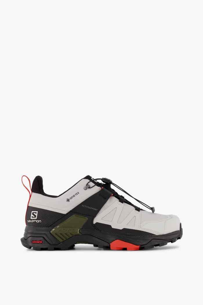 Salomon X Ultra 4 Gore-Tex® Herren Trekkingschuh Farbe Schwarz-weiß 2