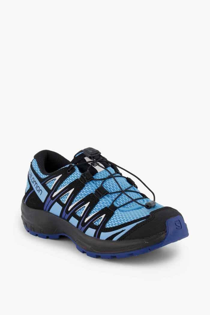 Salomon XA Pro 3D chaussures de trekking enfants Couleur Bleu 1