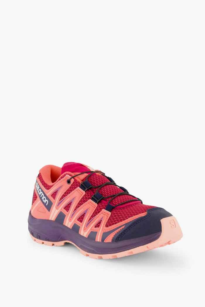 Salomon XA Pro 3D chaussures de trekking filles Couleur Pfirsich 1