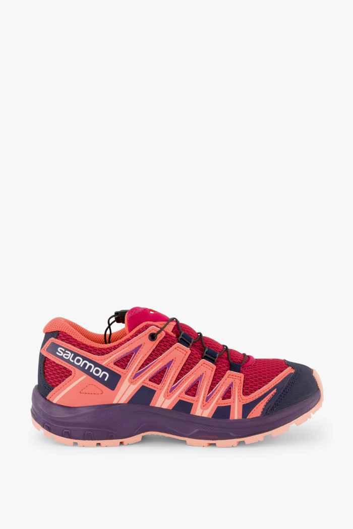 Salomon XA Pro 3D chaussures de trekking filles Couleur Pfirsich 2